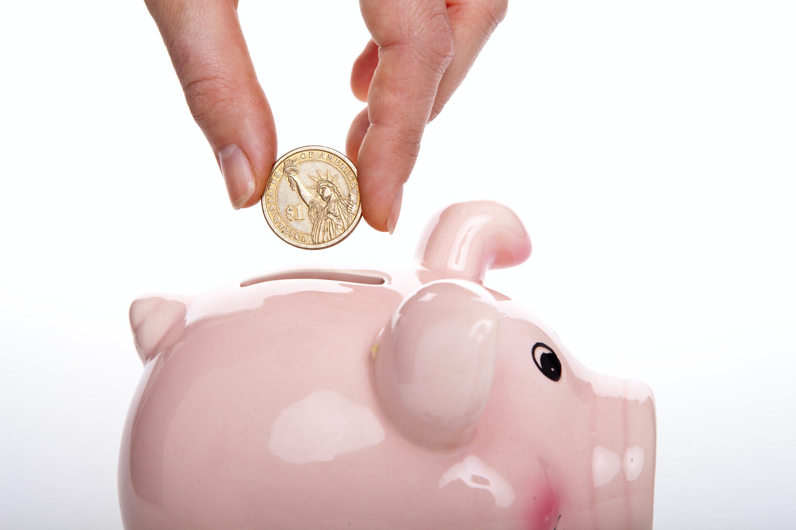 Building A Savings Account